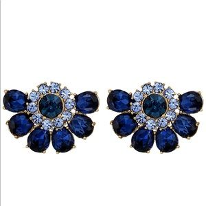 NWT Kate Spade Bright Ideas crescent cluster studs